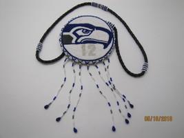 Seahawks Head 12 Medallion - $180.00