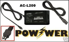 AC Adapter for Sony HDR-CX500V HDR-CX520 HDR-CX520V - $23.76
