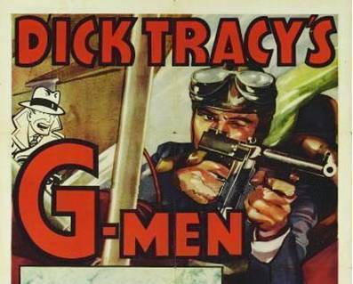 Dick tracy g men