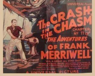 THE ADVENTURES OF FRANK MERRIWELL, 12 CHAPTER SERIAL, 1936