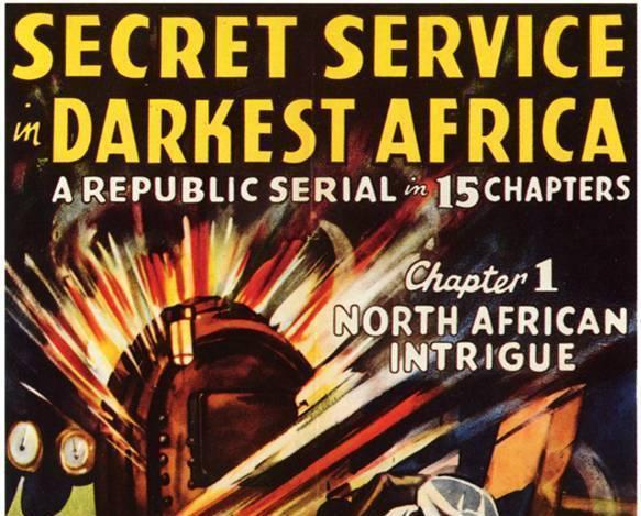 Secret service darkest africa