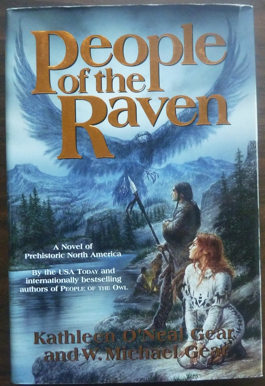 People of the Raven by Kathleen O'Neal Gear