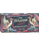 Vintage A&M Karagheusian Gulistan Wool Area Rug Carpet 9x12 - $888.88
