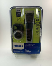 Philips Norelco Oneblade QP6520 Pro Hybrid Electric Trimmer and Shaver - $52.14