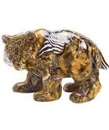 Patchwork Animal-Print Bear Figure - $16.95