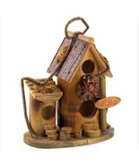Bird Cafe Wood - $16.95
