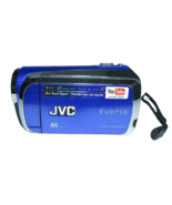 JVC GZ-MS130 Digital Video Camera Camcorder - Works but has bad LCD -  - $12.99