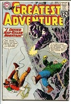 MY GREATEST ADVENTURE #73 MOUNTAIN CLIMBING CVR FR/G - $31.53