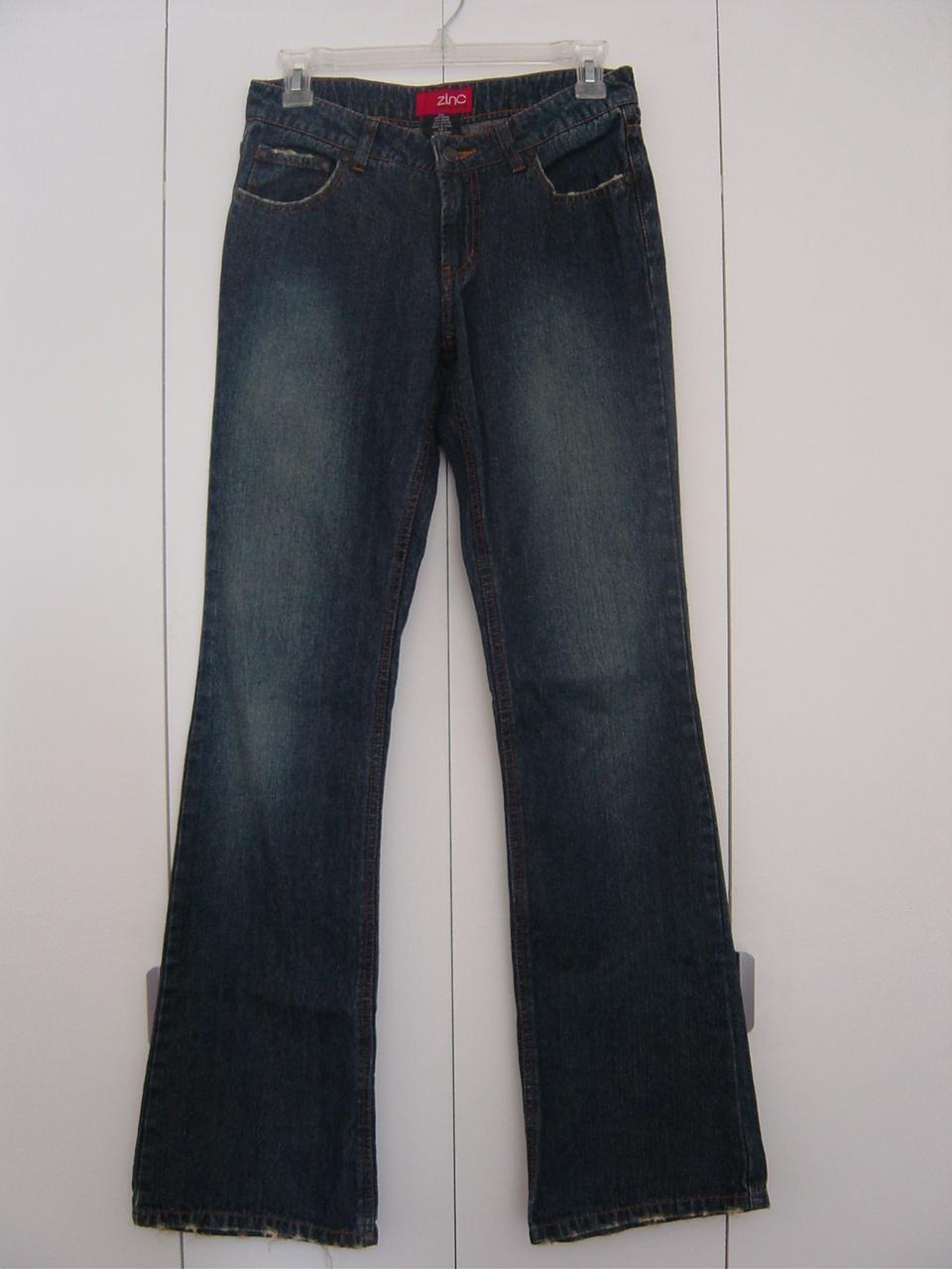 Zinc Jeans (Size 1) NWOT