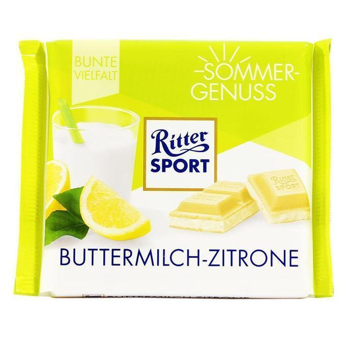 Ritter Buttermilk Lemon