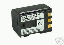 Battery for Canon BP-2L13 BP2L13 9582A002 7871A002