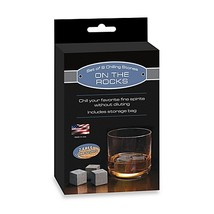 "TableCraft ""On The Rocks"" Chilling Stones (Set of 9) - $18.99"