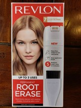 Revlon Root Erase Permanent Hair Color, Root Touchup Hair Dye, Dark Blon... - $13.55