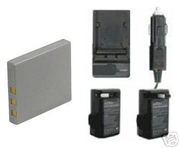 Battery + Charger for HP Q2232-80005 L2508-80001 L2509A