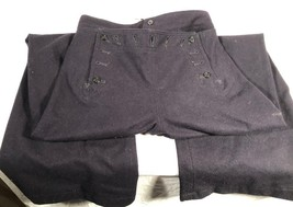 US NAVY UNIFORM PANTS 100% WOOL SIZE 31L - $34.64