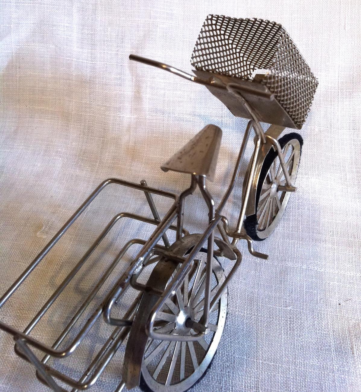 Miniature Metal Bicycle