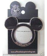 DISNEY WDW MICKEY EARS PHOTO FRAME PIN NEW - $22.99