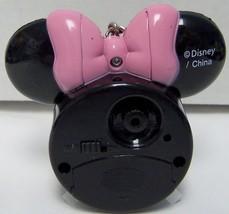 Minnie clock on keychain back thumb200