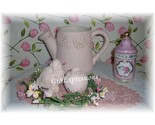 Shabby pink watering can thumb155 crop