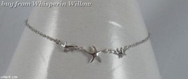 """9""""+ 1.5"""" Extension Sterling Silver Starfish Anklet - $29.99"""
