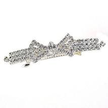 Elegant Tied Bow Swarovski Crystal Rhinestone B... - $16.00