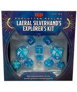 D&D Forgotten Realms Laeral Silverhand's Explorer's Kit (D&D Tabletop Ro... - $28.92
