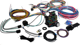 64-72 Chevy Chevelle 21 Circuit Universal Wiring Harness Wire Kit XL WIRES image 2