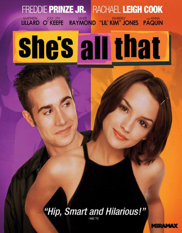 Shes All That (Blu Ray) (Ws/Eng/Eng Sub/Span Sub/Eng Sdh/5.1 Dts)