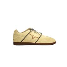 DIESEL S-Zip Luxx Mens  Suede Fashion Sneaker  Candied Ginger Size 8 - $112.19
