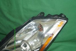 03-05 Nissan 350Z XZ33 Xenon HID Headlight Lamp Left Driver Side LH - POLISHED image 3