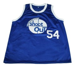 Kyle Watson #54 Tournament Shoot Out New Men Basketball Jersey Blue Any Size image 4