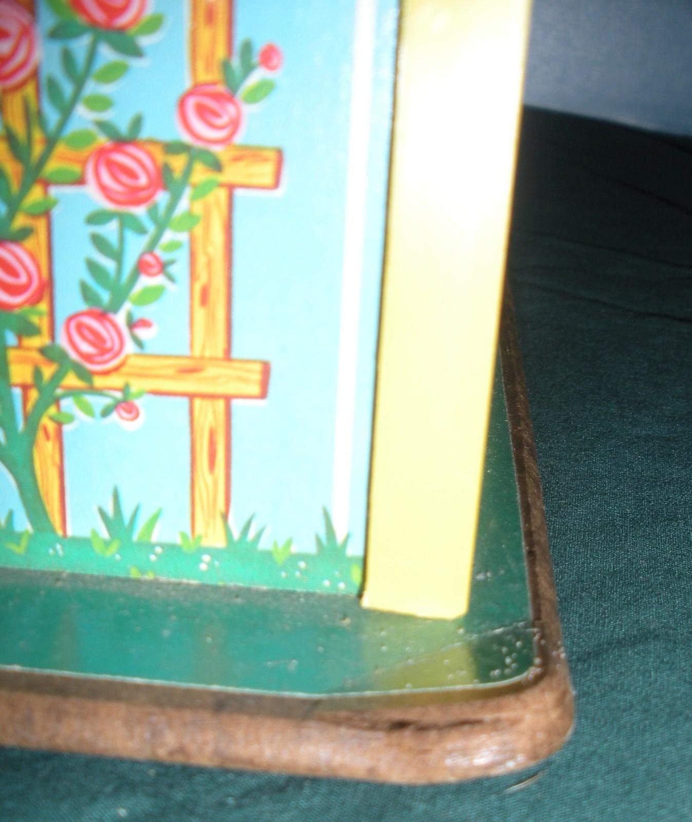 Vtg. Fisher Price Little People #952 Yellow House Comp.+ BONUS/ EXC++-NR MT  (P) image 6