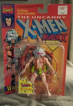 Marvel The Uncanny X-Men Weapon X Wolverine 4th Edition NEW MISB 1992 Re... - $18.66