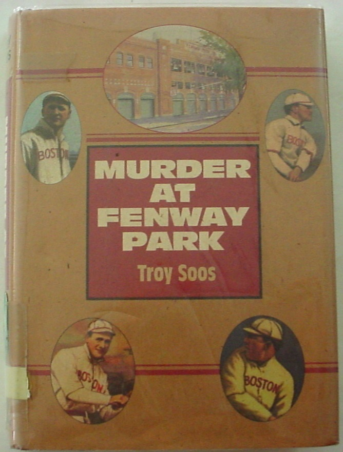 Murder At Fenway Park (A Mickey Rawlings Mystery)