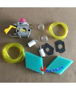 Carburetor Filter WeedEater Poulan Craftsman Trimmer XT260 XT700 SST25 5... - $13.64