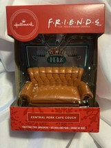 (1) New Hallmark Friends TV Show Central Perk Couch Christmas Tree Ornament - $22.76