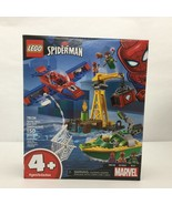 Lego Marvel 76134 Spider-man Doc Ock Diamond Heist - 150 Pieces - Retired - $24.99