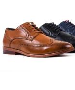 Harrison Men's Casual Derby Shoes - Draper Wing... - $16.99
