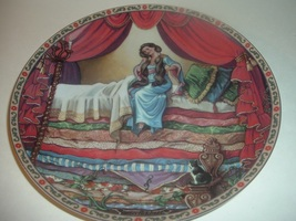 1989 Knowles The Princess and the Pea Once Upon A Time Plate - $14.99