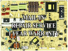 Mail-in Repair Service For Sony 1-474-318-12 Power Supply 1 YEAR WARRANTY - $69.95