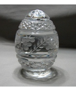 Sullivans Handcrafted 24% PbO Crystal Egg Paperweight Glass Art Made In ... - $25.00