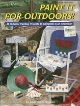 Paint It For Outdoors Plaid Book No. 8947 Susan Goans Driggers - $9.99