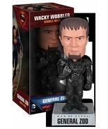 Superman General Zod NIB Wacky Wobbler Bobblehead by Funko new in box - $14.84