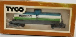 TYCO HO Scale Tank Car Forty Foot Wesson 315K - $23.33