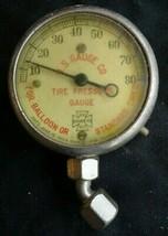 Vintage U.S. Gauge Co. Tire Pressure Gauge  - $28.80