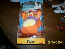 "1991 Tyco An American Tail Fievel Goes West 13"" Stuffed Tiger Doll MIB - $25.00"