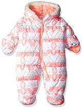 Carter's Baby Girls' Foil Pram with Faux Fur Hood, Print, 6/9 Months - $56.35