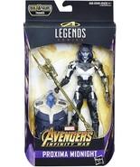 Marvel Legends Avengers Proxima Midnight Infinity War BAF Thanos action ... - $34.95