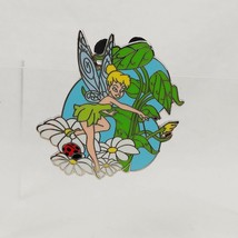 PINS DISNEY PIN TINKER BELL WAND FLOWERS LADYBUG 67886 - $11.87