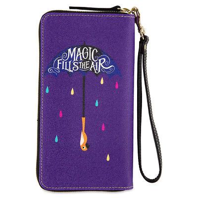 Disney Parks Mary Poppins Returns Wallet Wristlet Dooney & Bourke New with Tags
